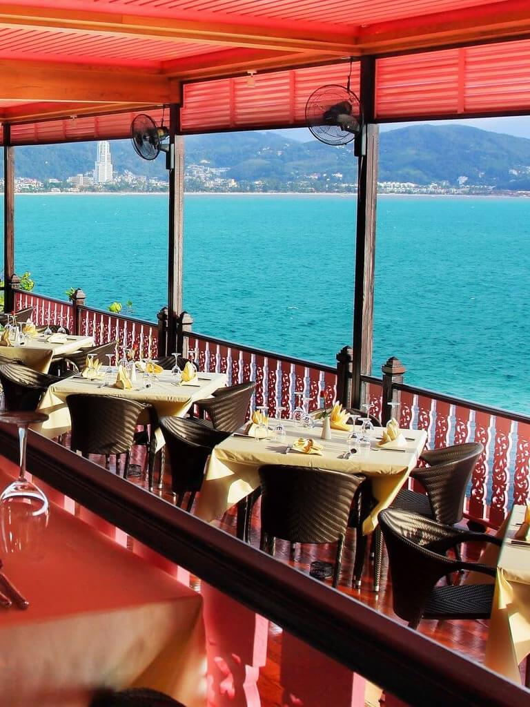 Phuket Restaurants Baan Rim Pa Restaurant Group Patong