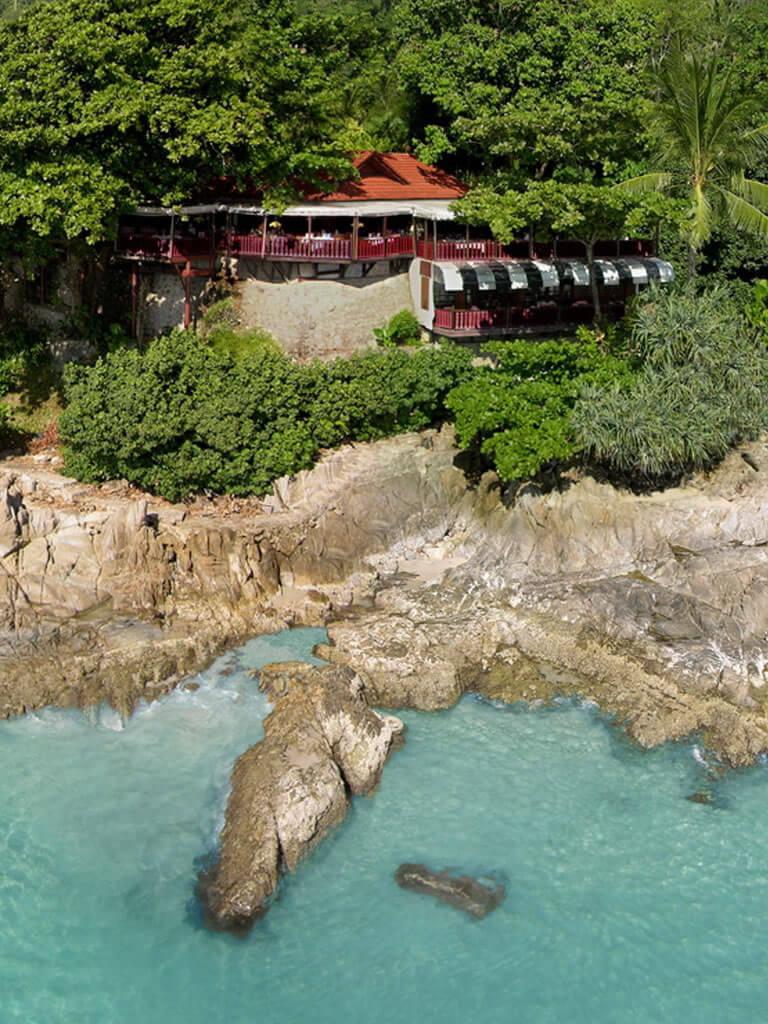 Phuket Restaurants | Baan Rim Pa Restaurant Group, Patong