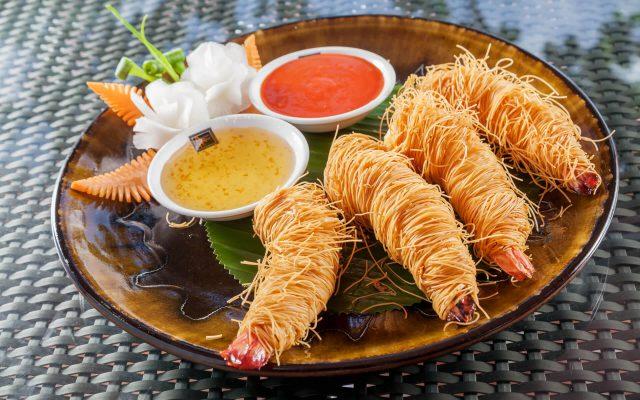 Baan Rim Pa Restaurant: Menu