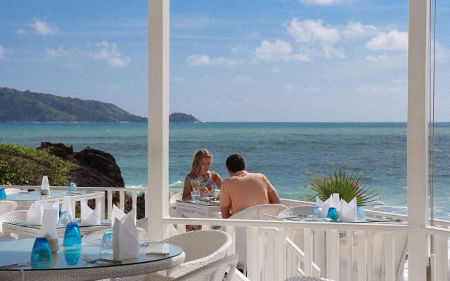 Phuket Seaside Restaurant in Patong